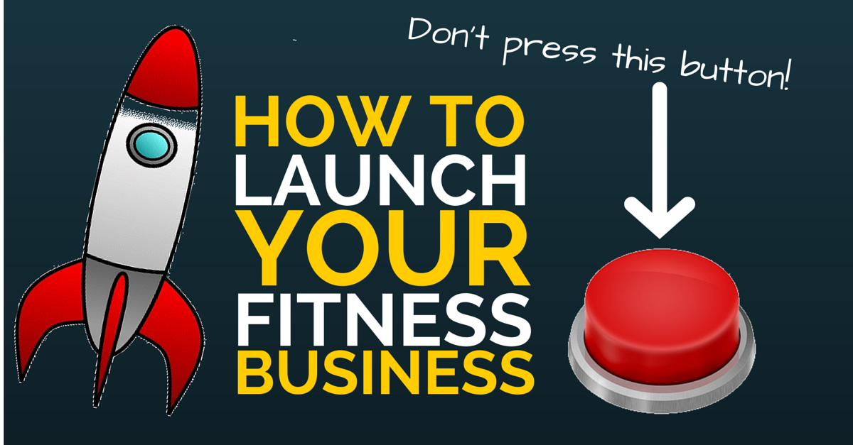 How to launch your Fitness Business… using our business plan template