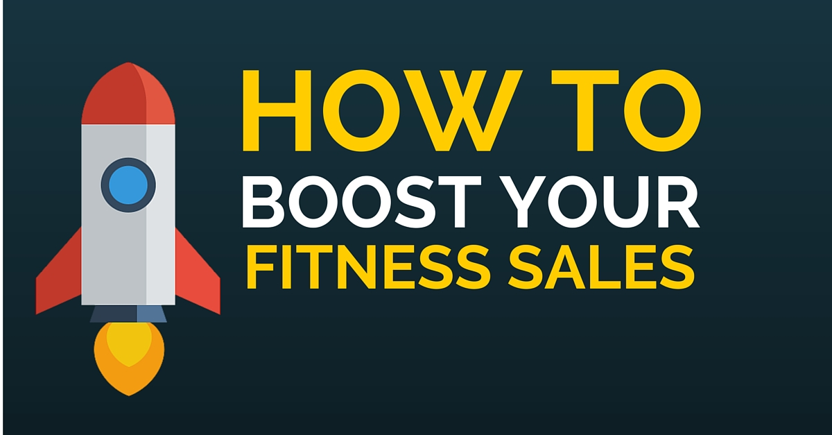 How to boost your Fitness Business Sales [The Numbers Challenge]
