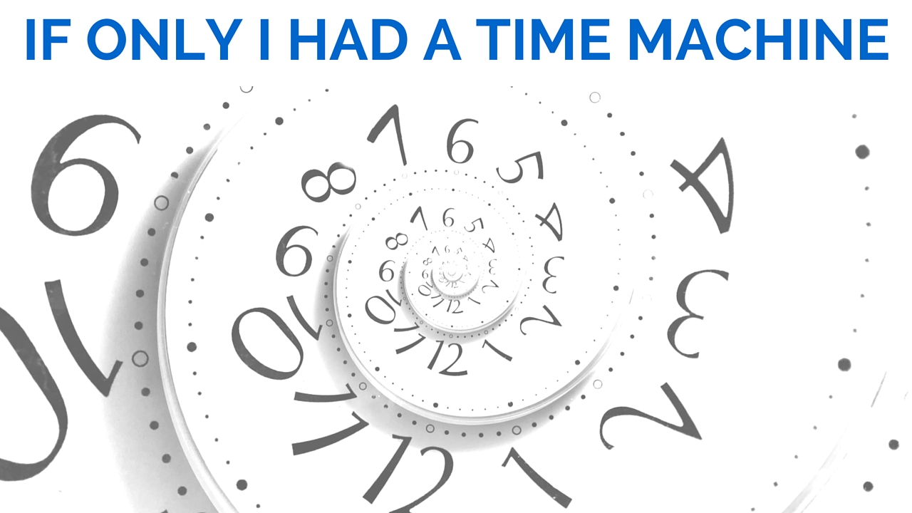 Time Management Sucks – I Need a Time Machine