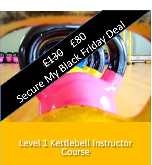 l1kb black Friday fitness course deals