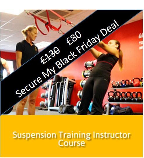l2sus black Friday fitness course deals