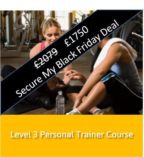l3pt black Friday fitness course deals