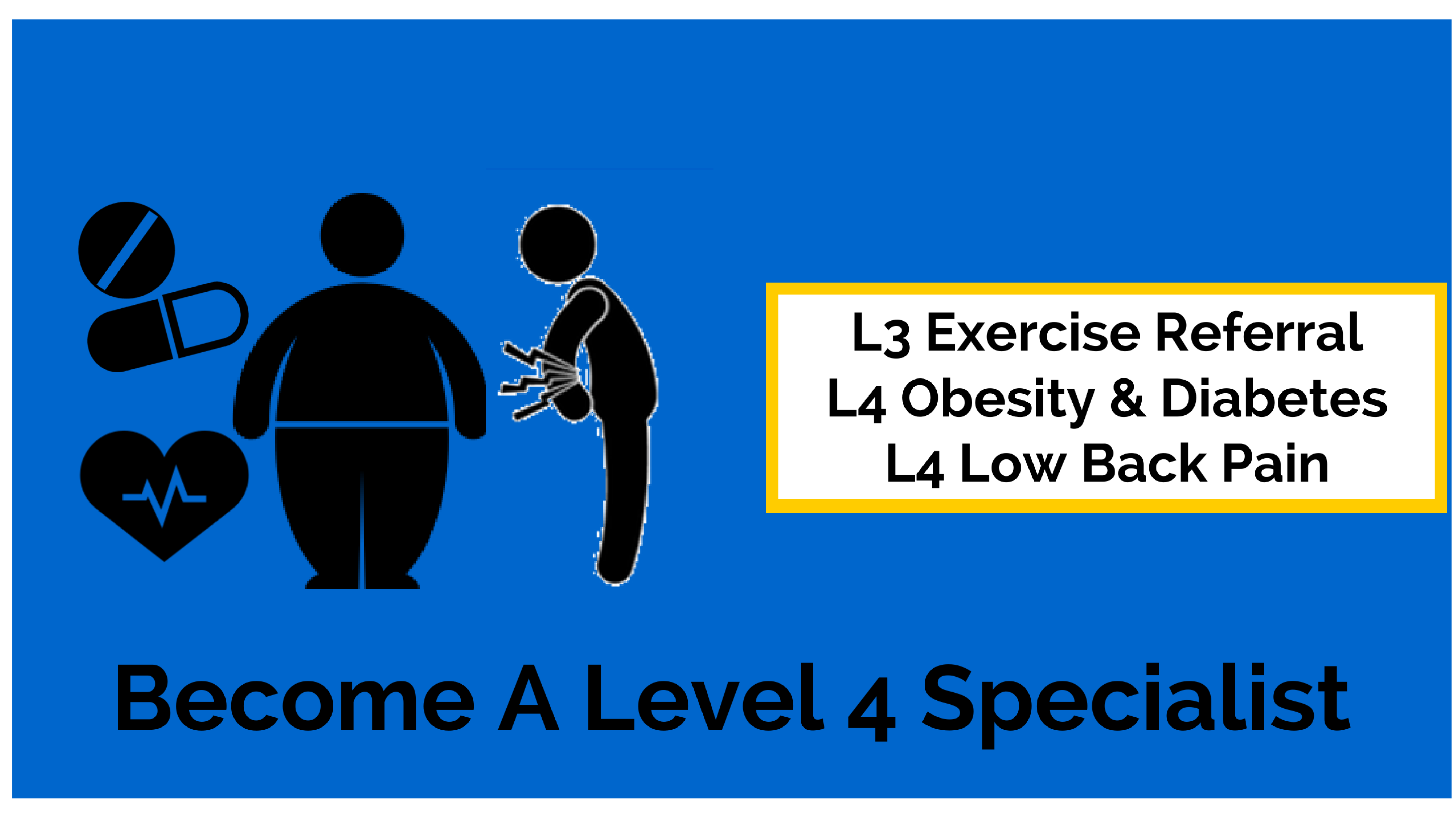 Become a Level 4 Specialist