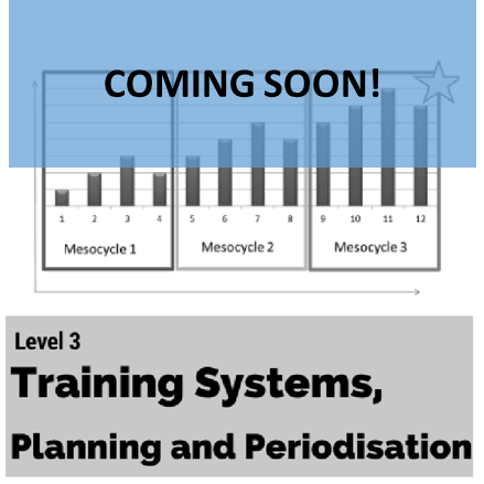 Training Systems Coming Soon