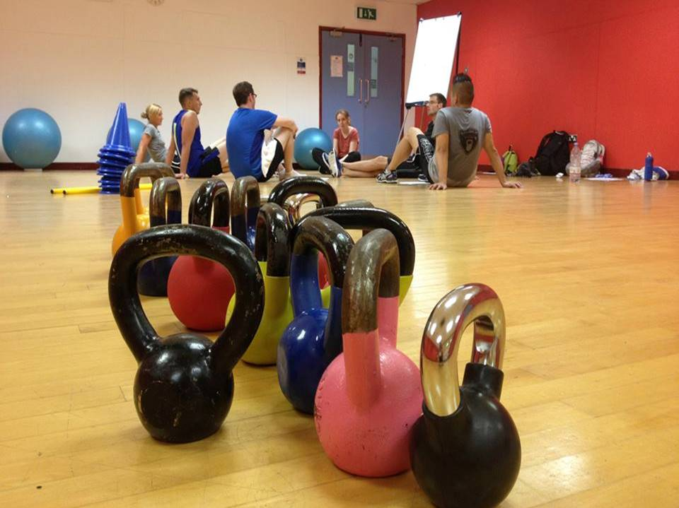 Advanced kettlebell course