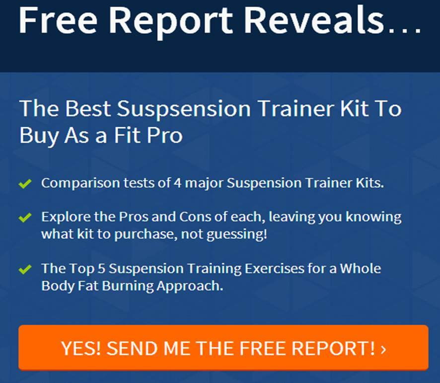 How A Suspension Training Course Will Boost Your Fitness Business