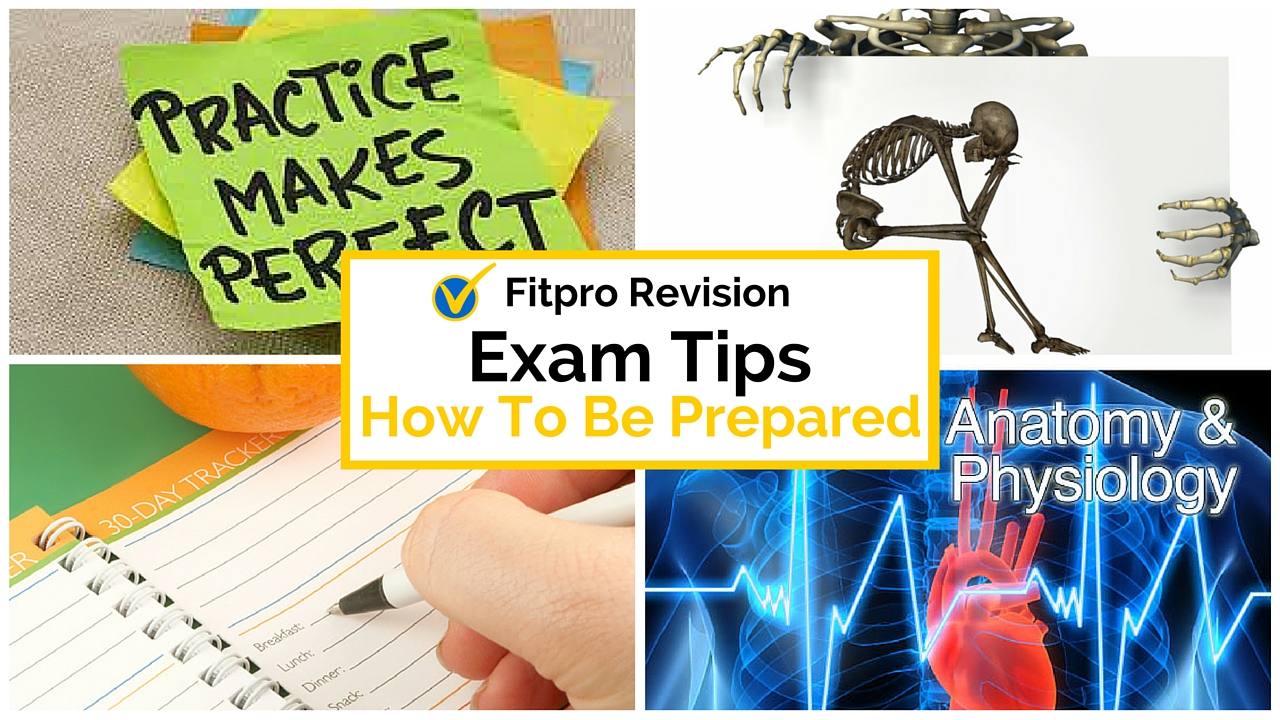 Exam Tips: How to be prepared
