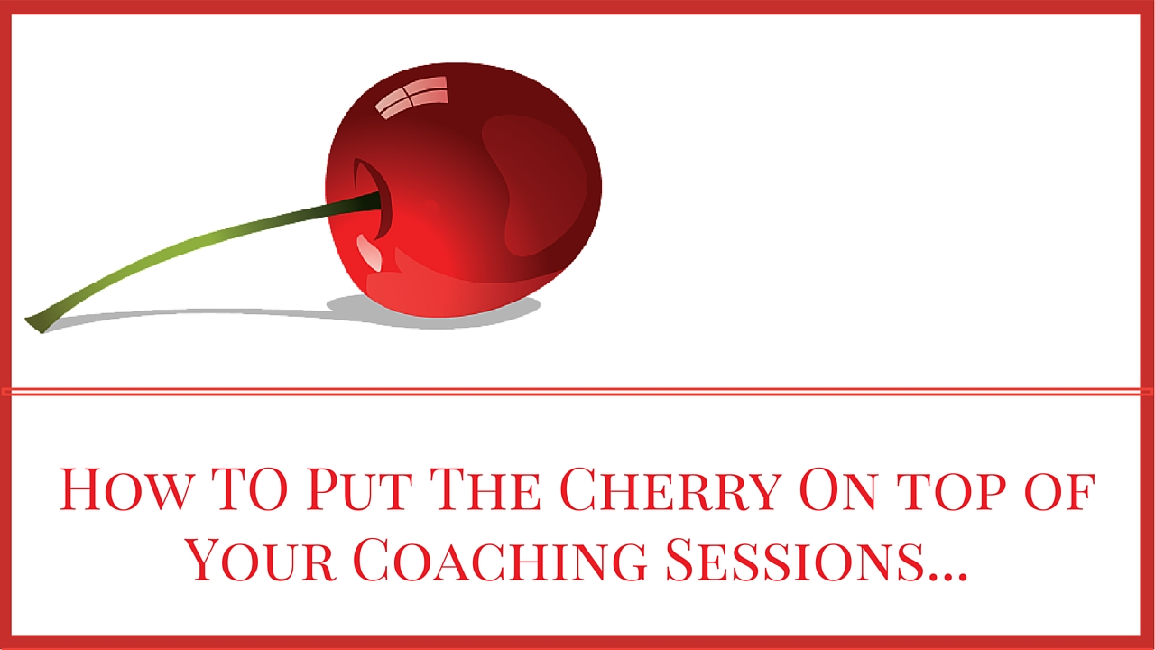 1 Cool Down System to Put the Cherry on The Cake