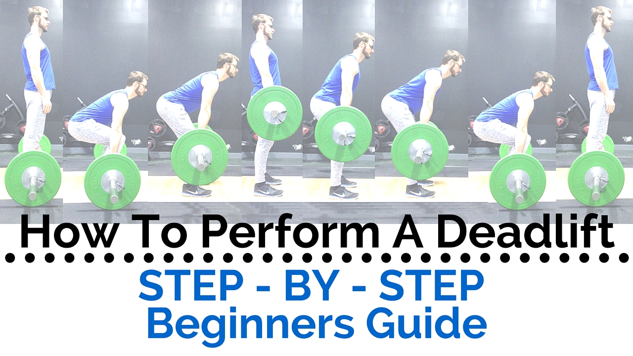 8 Deadlift Technique Hacks – Step By Step Guide