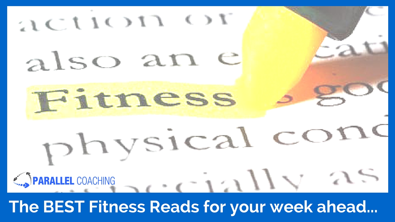 the best fitness articles for your week ahead