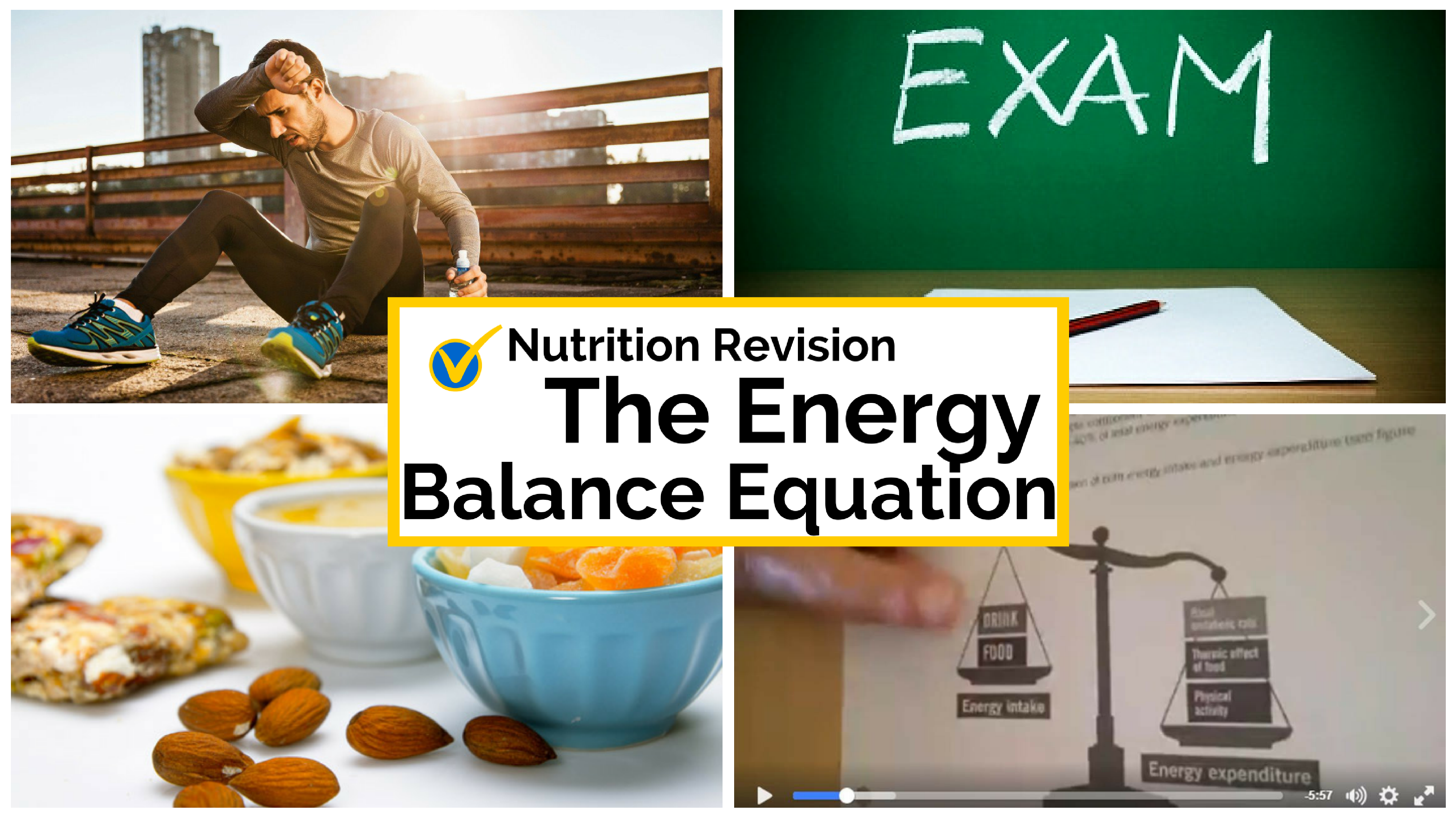 The Energy Balance Equation