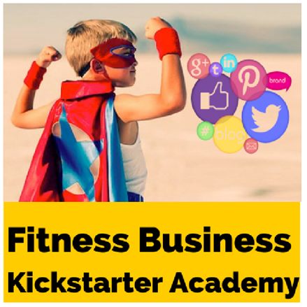Fitness Business Kick Starter Yes