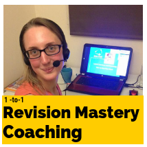 1-to-1 Revision Mastery Coaching