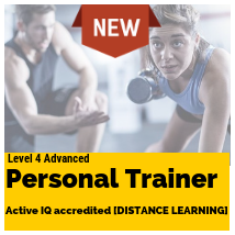 Level 4 Advanced Personal Trainer AIQ