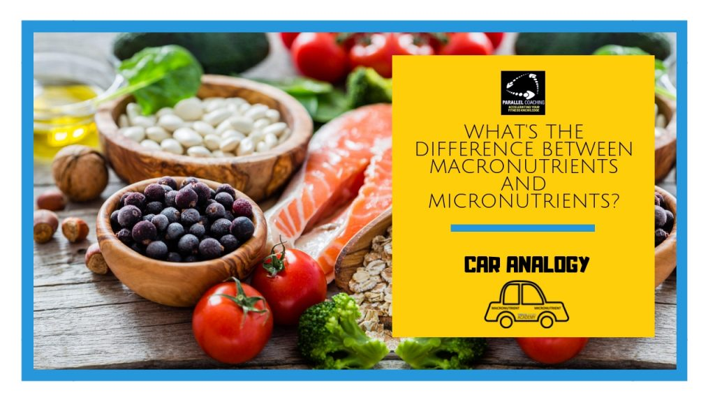 What is the difference between macronutrients and micronutrients image