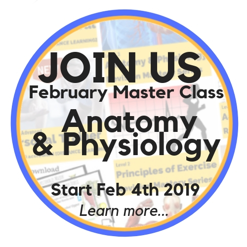 Anatomy and Physiology February Master Class Parallel Coaching