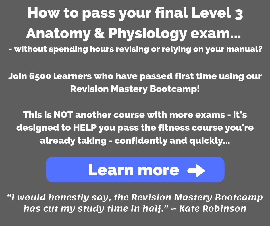 How to pass your final Level 3 Anatomy & Physiology exam