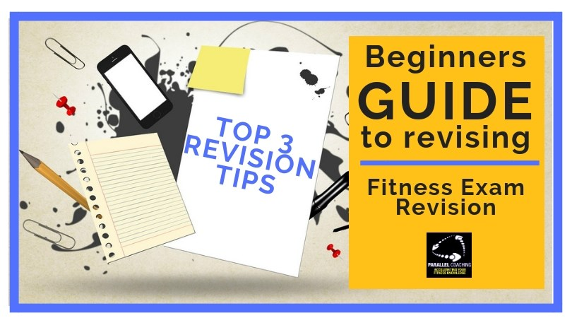 A Beginners Guide To Revision