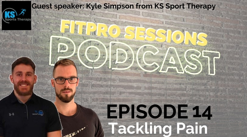 Episode 14 Tackling Pain with Kyle Simpson