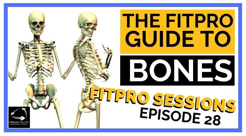 Episode 28 The FitPro Guide To Bones