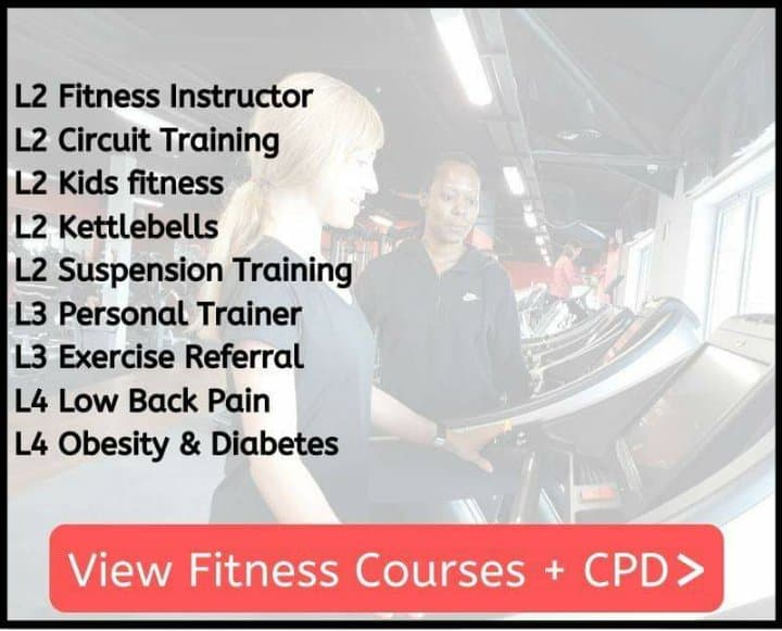 Fitness Courses and CPD in Milton Keynes
