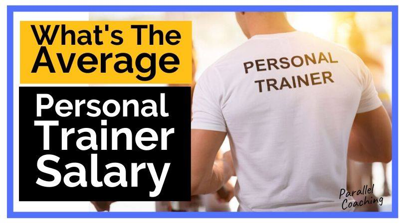 What's the average Personal Trainer Salary 1