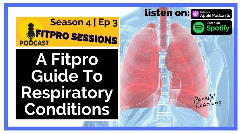 A FitPro guide to Respiratory Conditions Asthma and COPD